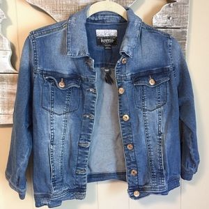 Kensie Jeans | Denim Jacket Size Small